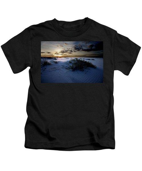 Blue Morning Kids T-Shirt