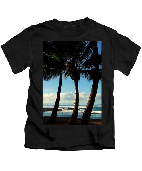 Blue Palms Kids T-Shirt