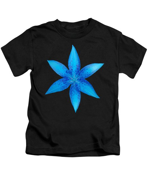 Blue Star  Kids T-Shirt