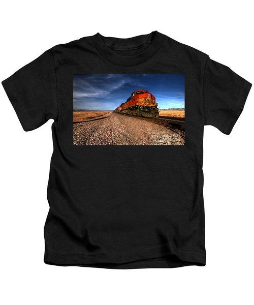 Bnsf Freight  Kids T-Shirt