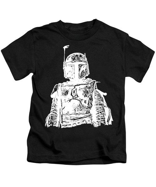 Boba Fett Tee Kids T-Shirt