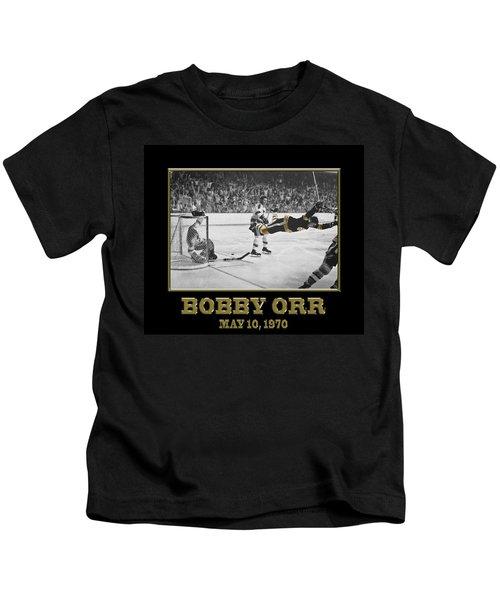Bobby Orr 6 Kids T-Shirt