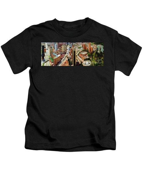 Bogota Colombia Kids T-Shirt