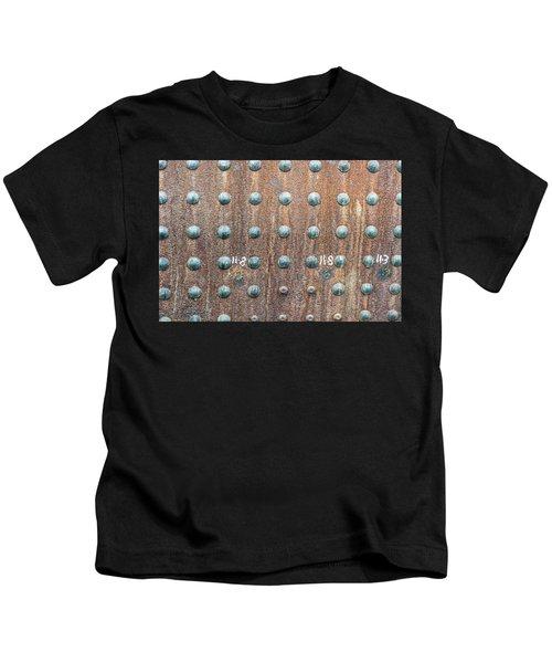 Boiler Rivets Kids T-Shirt
