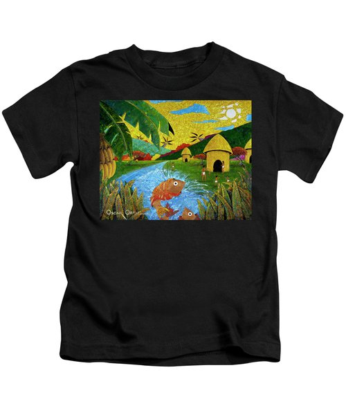 Boriken Kids T-Shirt