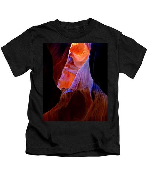 Bottled Light Kids T-Shirt