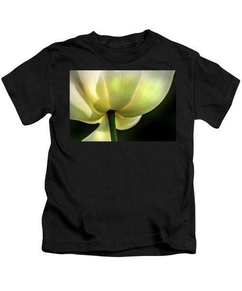 Bottom Of Lotus Kids T-Shirt