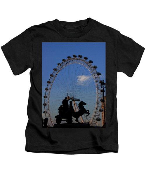 Boudicca's Eye Kids T-Shirt