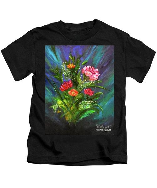 Bouquet Kids T-Shirt