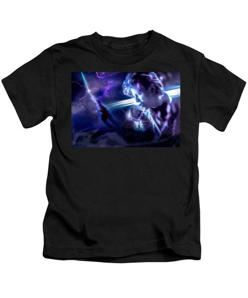 Bowie A Trip To The Stars Kids T-Shirt