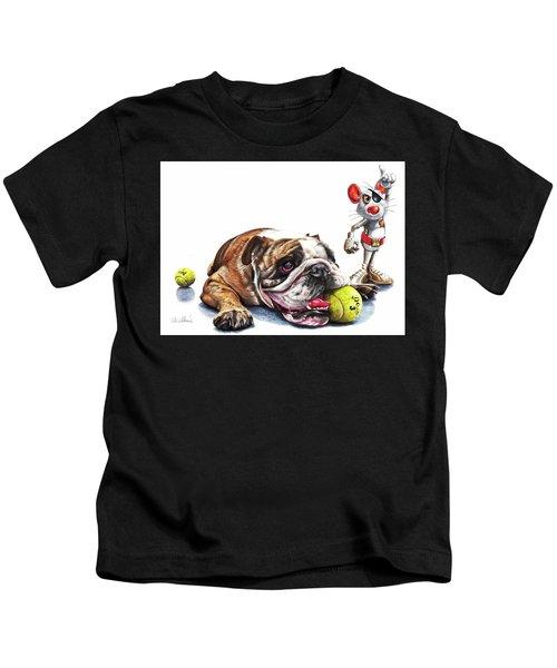 Boy's Toys Kids T-Shirt