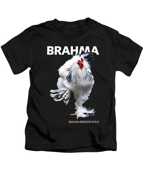 Brahma Breeders Rock T-shirt Print Kids T-Shirt