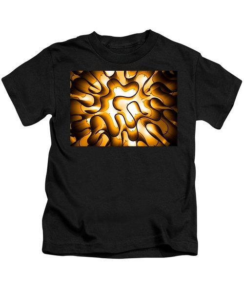 Brain Lighting Kids T-Shirt