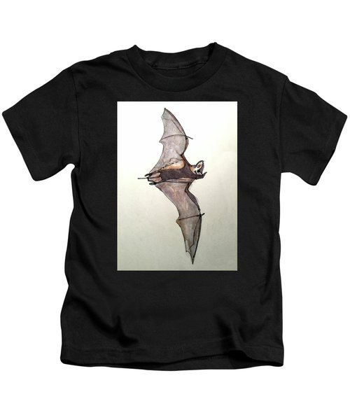 Brazilian Free-tailed Bat Kids T-Shirt