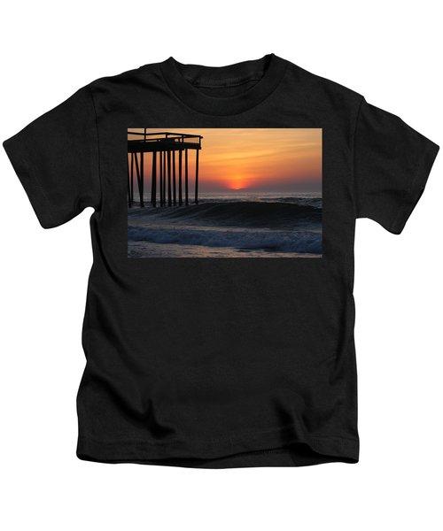 Breaking Sunrise Kids T-Shirt