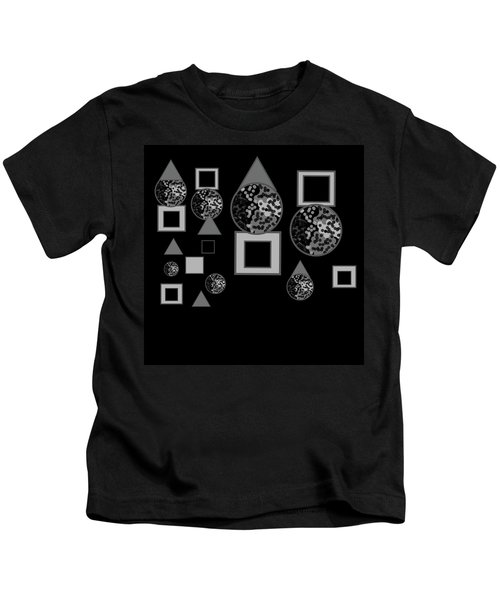 Breaking Through The Shadows Expanded No. 3 Kids T-Shirt