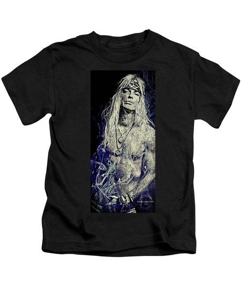 Bret Michaels  Kids T-Shirt