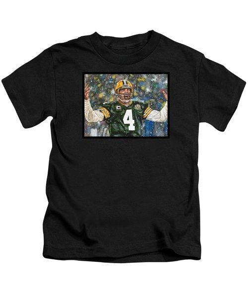 Brett Favre Kids T-Shirt