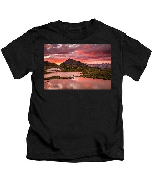 Bridal Veil Basin 2 Kids T-Shirt