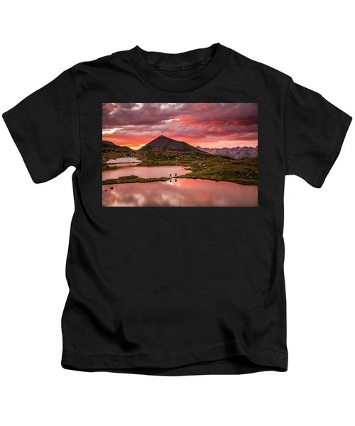Bridal Veil Basin 2 Kids T-Shirt
