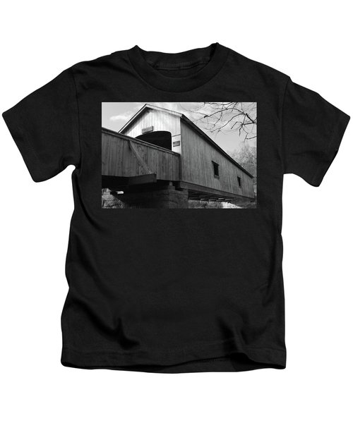 Bridge Over Troubled Water Kids T-Shirt