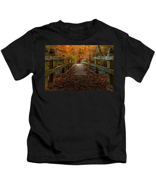 Bridge To Enlightenment 2 Kids T-Shirt
