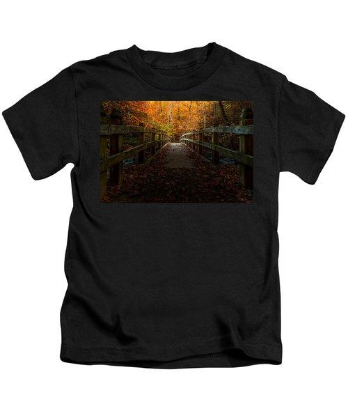 Bridge To Enlightenment Kids T-Shirt