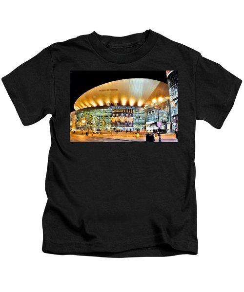 Bridgestone Arena Kids T-Shirt