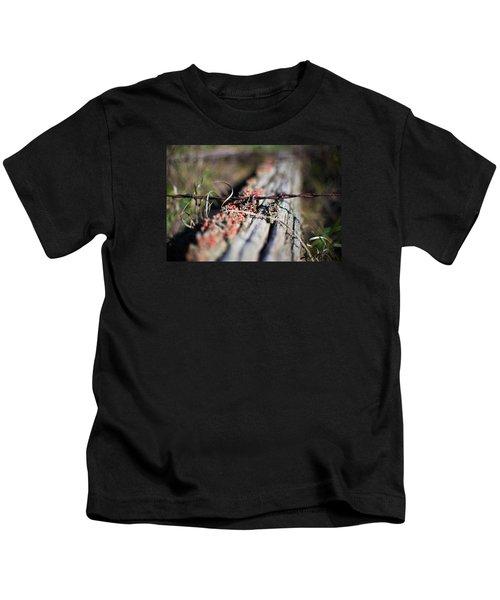 Bright Lichen Kids T-Shirt