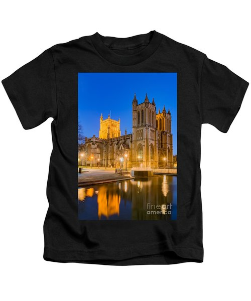 Bristol Cathedral Kids T-Shirt