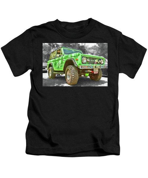 Bronco 1 Kids T-Shirt