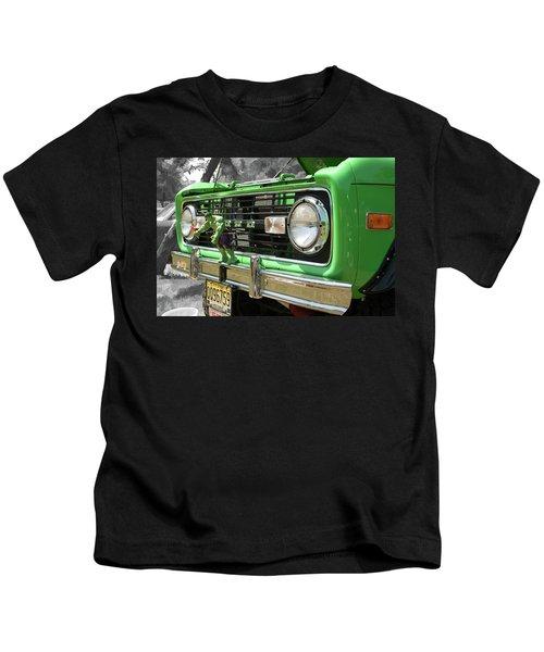 Bronco Front Kids T-Shirt