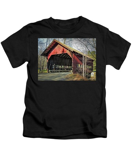 Brookdale Bridge Kids T-Shirt
