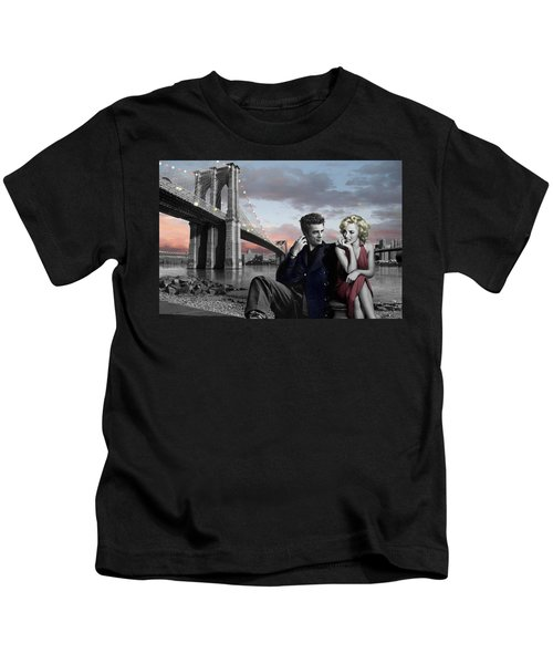 Brooklyn Bridge Kids T-Shirt