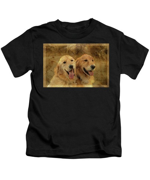 Brotherly Love Kids T-Shirt