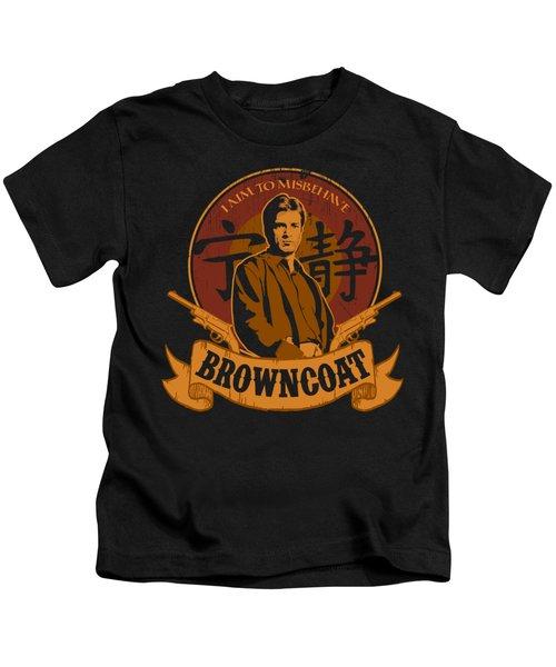 Browncoat Kids T-Shirt