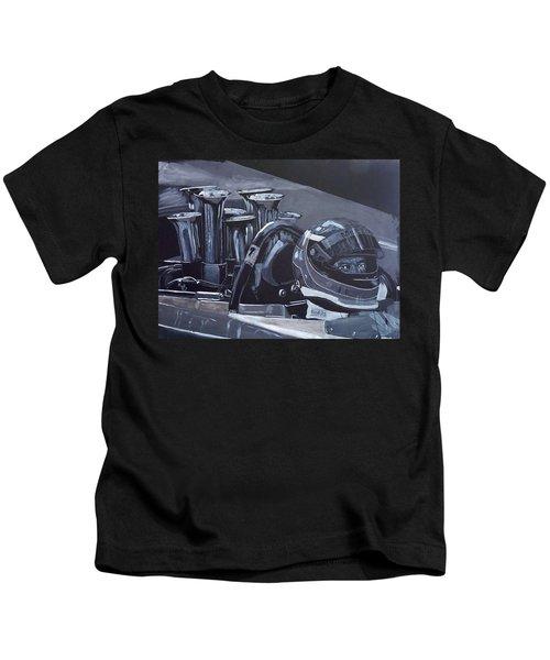 Bruce Mclaren Canam Kids T-Shirt