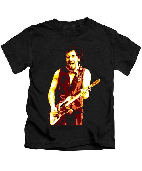 Bruce Springsteen Kids T-Shirt