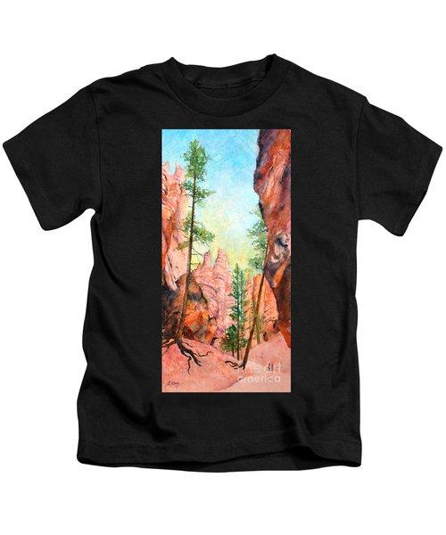 Bryce Canyon #2 Kids T-Shirt