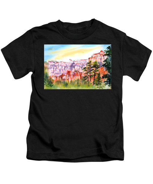 Bryce Canyon #3 Kids T-Shirt