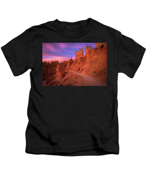 Bryce Trails Kids T-Shirt