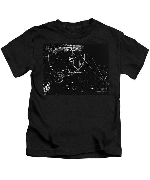 Bubble Chamber Kids T-Shirt