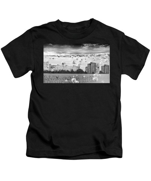Bubbles And The City Kids T-Shirt