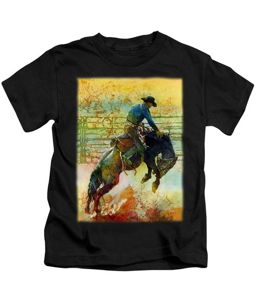 Bucking Rhythm Kids T-Shirt