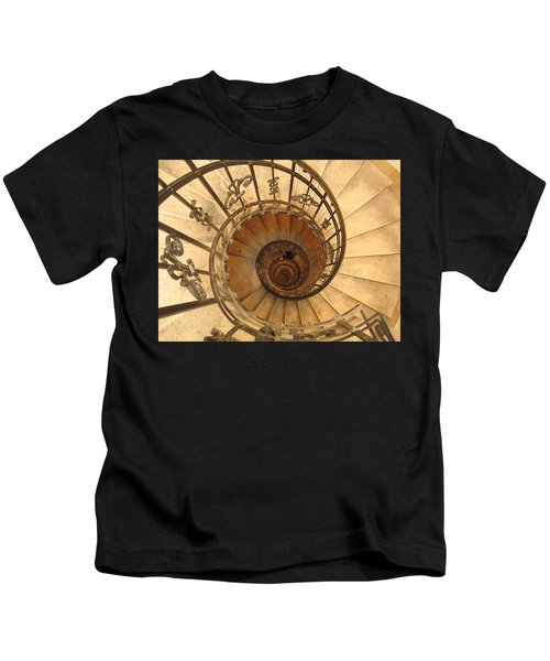 Budapest Staircase Kids T-Shirt