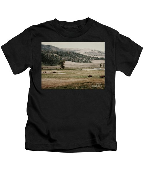 Buffalo Roam Kids T-Shirt