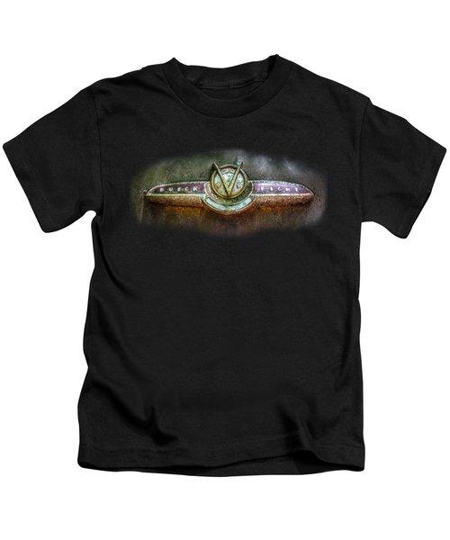 Buick Super Eight Logo Kids T-Shirt