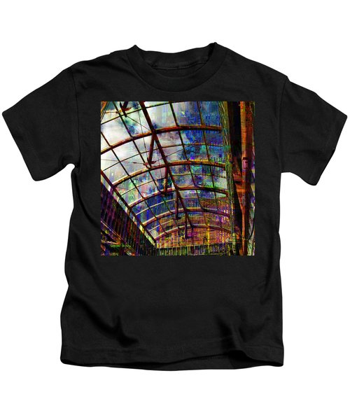 Building For The Future Kids T-Shirt