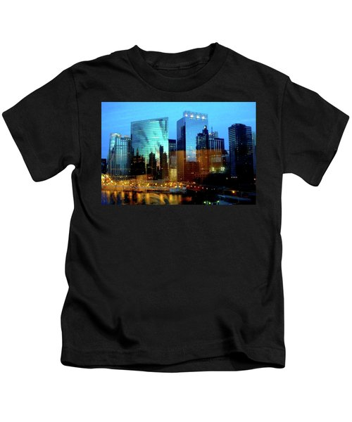 Reflections On The Canal Kids T-Shirt