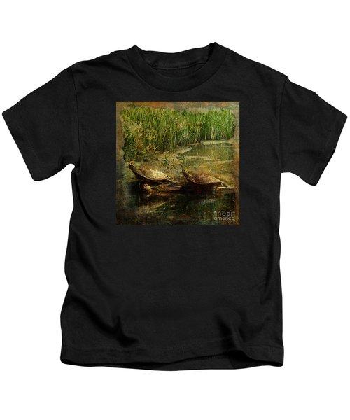 Bump On A Log 2015 Kids T-Shirt